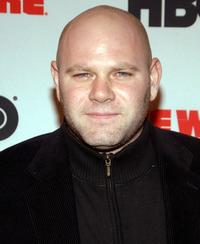 Domenick Lombardozzi at the HBO premiere of