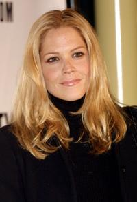 Mary McCormack at the Hollywood premiere of