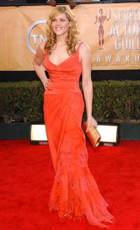 Mary McCormack at the 11th Annual Screen Actors Guild Awards.