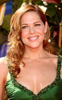 Mary McCormack at the 58th Annual Primetime Emmy Awards.