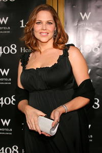 Mary McCormack at the premiere of