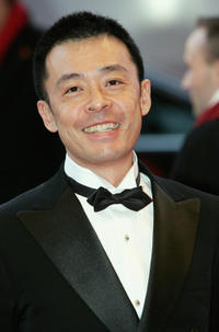 Ken Mitsuishi at the German premiere of