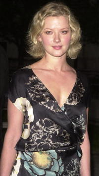 Gretchen Mol at the Tribeca Film Festival.