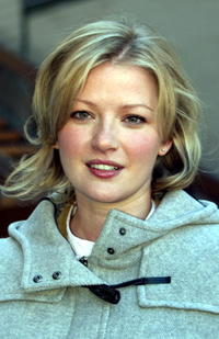 Gretchen Mol at the 2003 Sundance Film Festival.