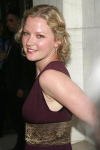 Gretchen Mol at the 2005 CFDA Awards.