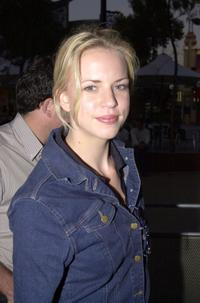 Jessica Napier at the Australian premiere of