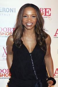 Elise Neal at the Adore Shop Magazine Launch of