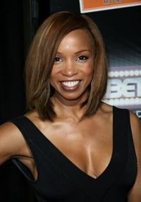 Elise Neal at the 2007 BET Awards after party.