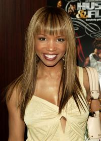 Elise Neal at the special screening of