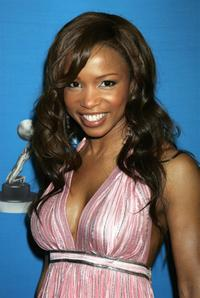 Elise Neal at the 37th NAACP Image Awards Nominee Luncheon.