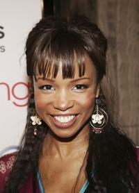 Elise Neal at the premiere of