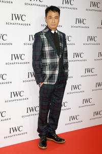 Francis Ng at the IWC Schaffhausen Race Night event during the Salon International de la Haute Horlogerie in 2013.