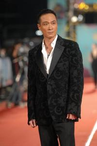 Francis Ng at the 43rd Golden Horse Film Awards.