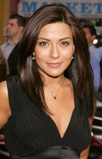Marisol Nichols at the fan screening of