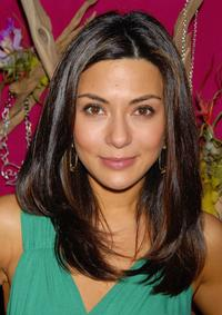Marisol Nichols at the Sixth Annual Awards Season Diamond Fashion Show.