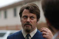 Nick Offerman as Mr. Davies in