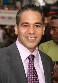 Actor John Ortiz at the N.Y. premiere of