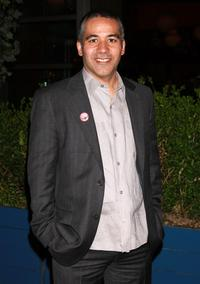 John Ortiz at the world premiere of