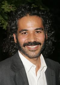 John Ortiz at the premiere of