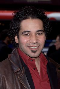 John Ortiz at the opening night of the new Broadway play