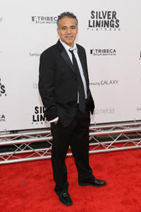 John Ortiz at the New York premiere of