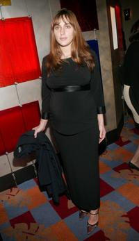 Summer Phoenix at the 69th Annual New York Film Critics Circle Awards Dinner.