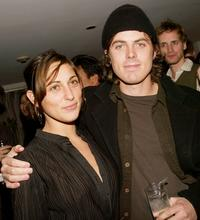 Summer Phoenix and Casey Affleck at the after party of the New York premiere of