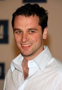 Matthew Rhys at the 6th Annual General Motors TEN event.