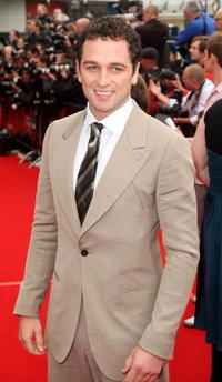 Matthew Rhys at the world premiere of