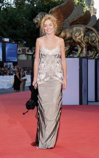 Stefania Rocca at the Closing Ceremony of 63rd Venice Film Festival.