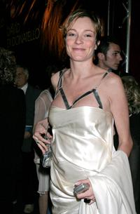 Stefania Rocca at the David di Donatello 2007 Italian Awards.