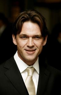 Dougray Scott at the Orange British Academy Film Awards.