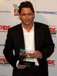 Dougray Scott at the 2003 Empire Film Awards.