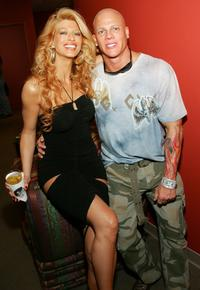 Amber Smith and Johnny Brenden at the Las Vegas premiere of