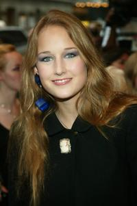 Leelee Sobieski at the opening night of