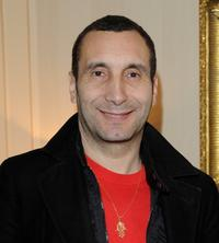 Zinedine Soualem at the Cesar's Gift Lounge.