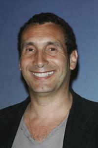 Zinedine Soualem at the premiere of