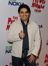 Douglas Spain at the opening night of