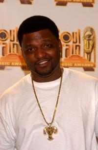 Aries Spears at the Soul Train Music Awards.