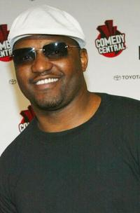 Aries Spears at the Comedy Central's First Ever Awards Show