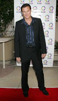 Greg Evigan at the weSPARKLE Take V