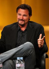 Greg Evigan at the 2008 Summer Television Critics Association Press Tour.