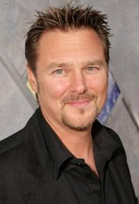 Greg Evigan at the world premiere of