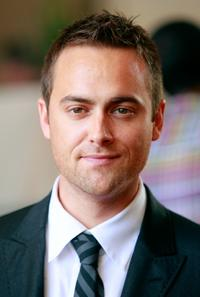 Stuart Townsend at the world premiere screening of
