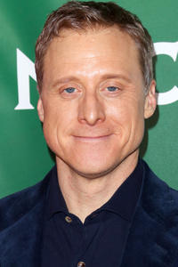Alan Tudyk at the 2020 NBCUniversal Winter Press Tour in Pasadena, California.