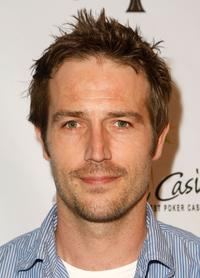 Michael Vartan at the 6th Annual World Poker Tour Invitational Kick Off.