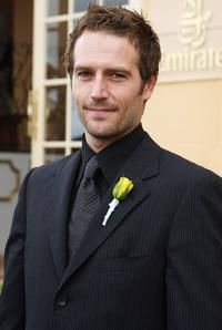 Michael Vartan at the Emirates Melbourne Cup Day 2006.