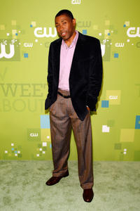 Cress Williams at the CW Network's 2011 Upfront.