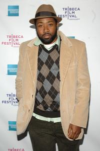 Cress Williams at the premiere of