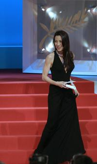 Michelle Yeoh during the Closing ceremony of the 60th edition of the Cannes Film Festival.